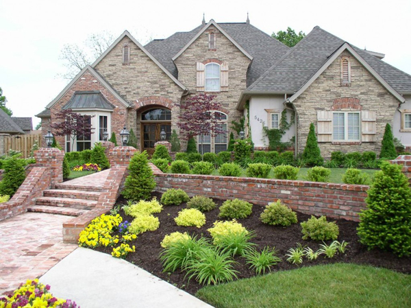 home's landscaping